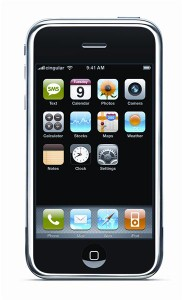 "Apple's latest iPhone, the iPhone 4S, contains a built-in speech recognition application called ""Siri."""