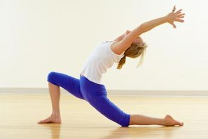 """Are you yoga-obsessed? Set up a """"yoga"""" RSS feed."""