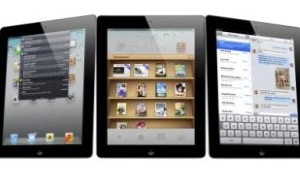 The iPad 2 was released last March, and the release of the iPad 3 is still unconfirmed.