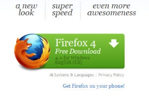 The latest Firefox update has a great security boost.