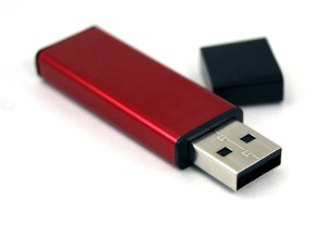 Users can use a flash drive to take advantage of ReadyBoost